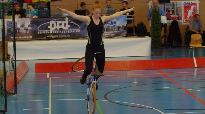 Saisonfinale für Maike Lind bei den Deutschen Meisterschaften