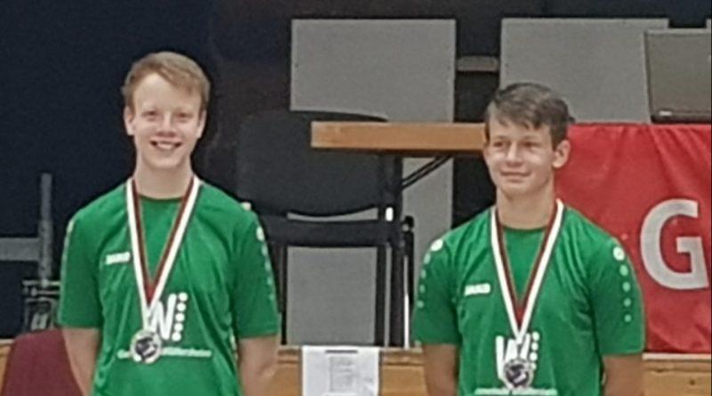 Radball: U15-Team der Teutonen wird Vize-Hessenmeister!